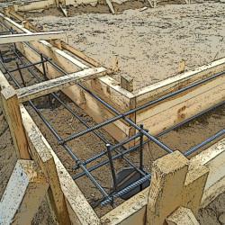 Ленточный-фундамент-для-дома-из-пеноблоков